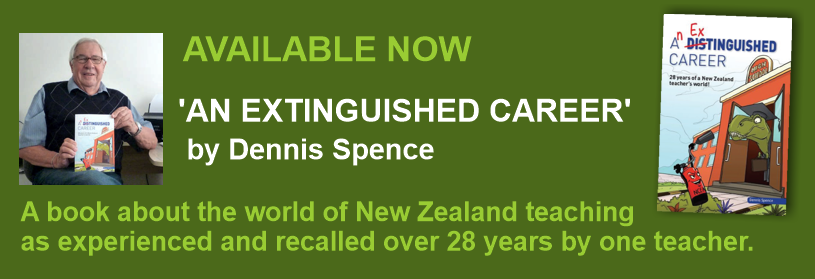 AN EXTINGUISHED CAREER by Dennis Spence