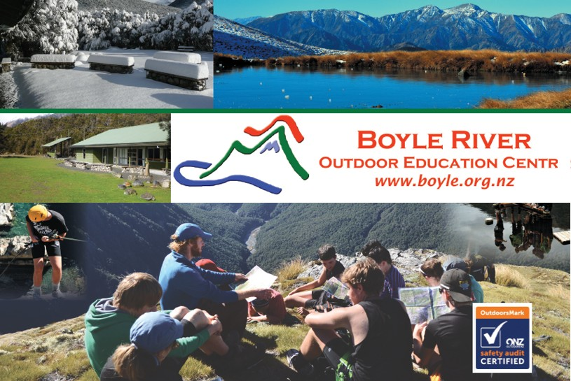 Boyle River Outdoor Education Centre