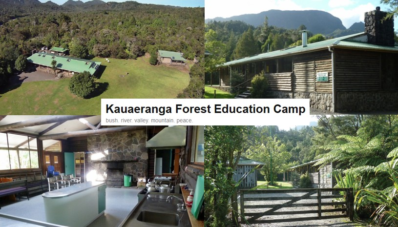 Kauaeranga Forest Education Camp